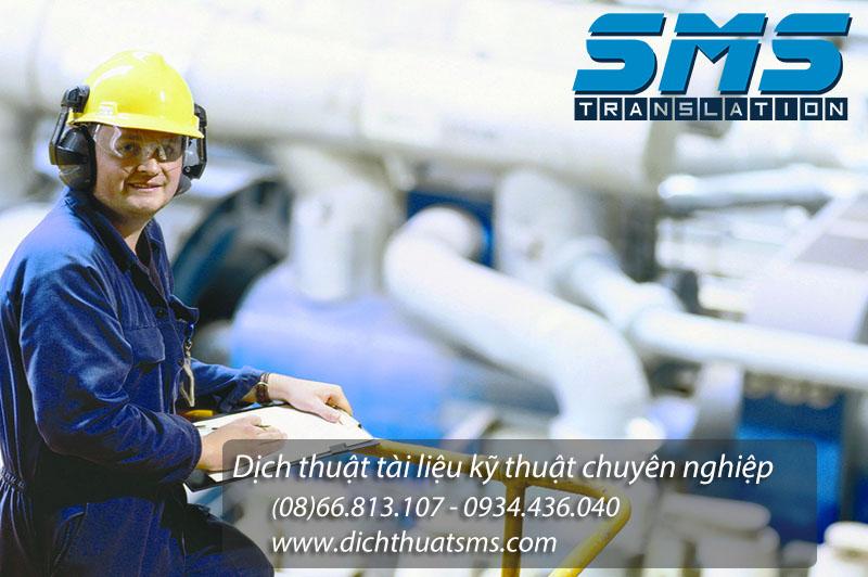 Dịch thuật hướng dẫn sử dụng tiếng Anh chất lượng cao tại Dịch Thuật SMS